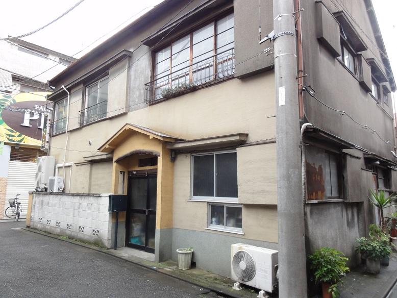 東京立石赤線カフェー建築