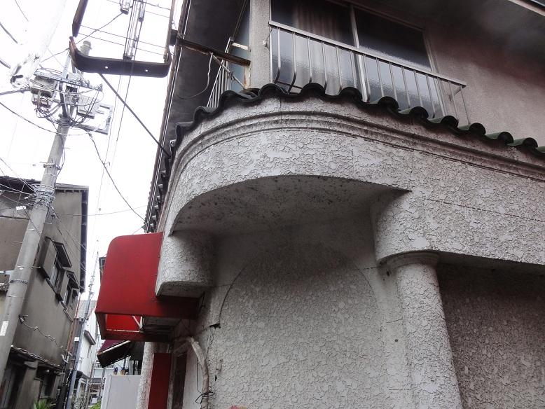 赤線カフェー建築