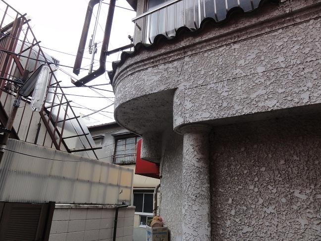 立石赤線カフェー建築