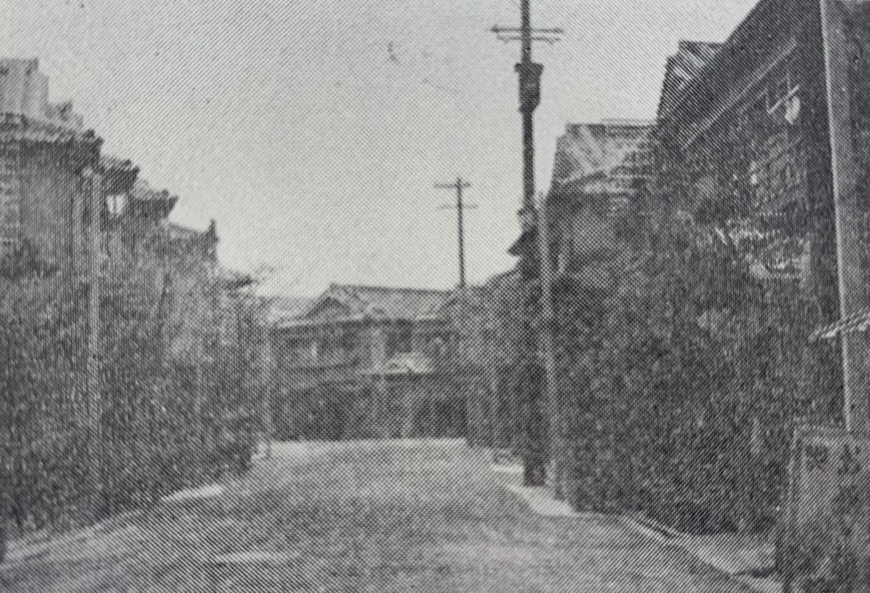大阪の港新地