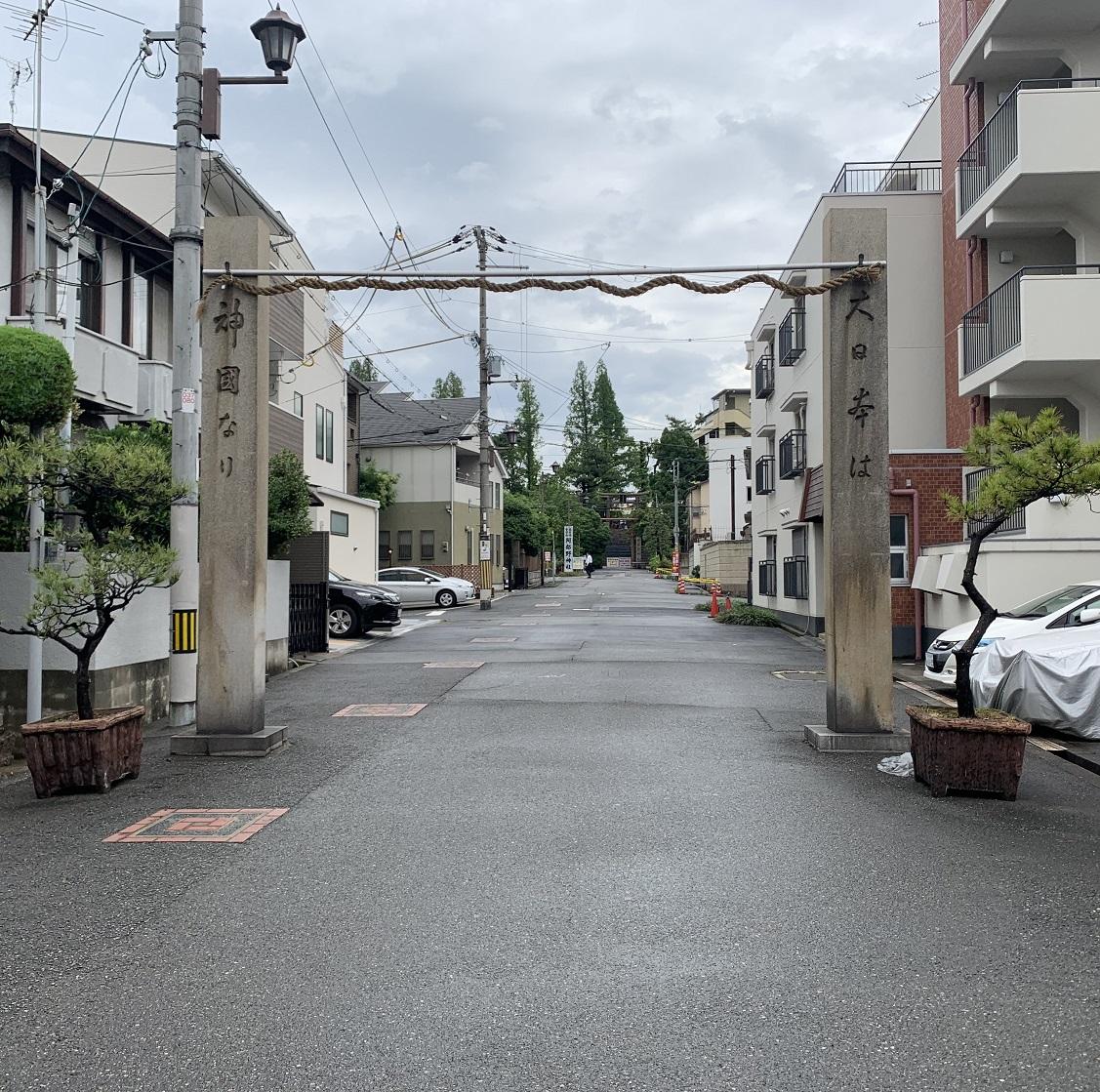 大阪阿部野神社