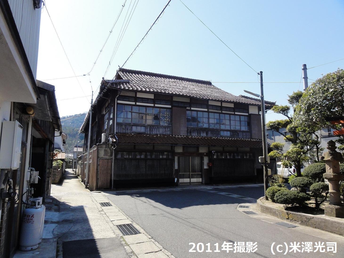2011倉吉新地遊廓赤線