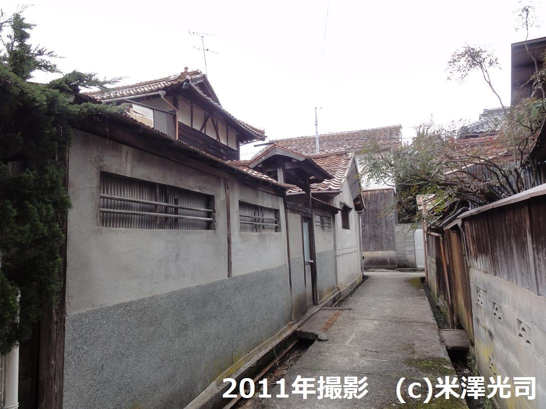 2011倉吉新地遊廓