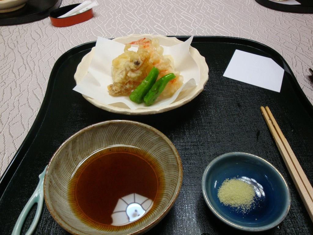 料亭貝塚天ぷら