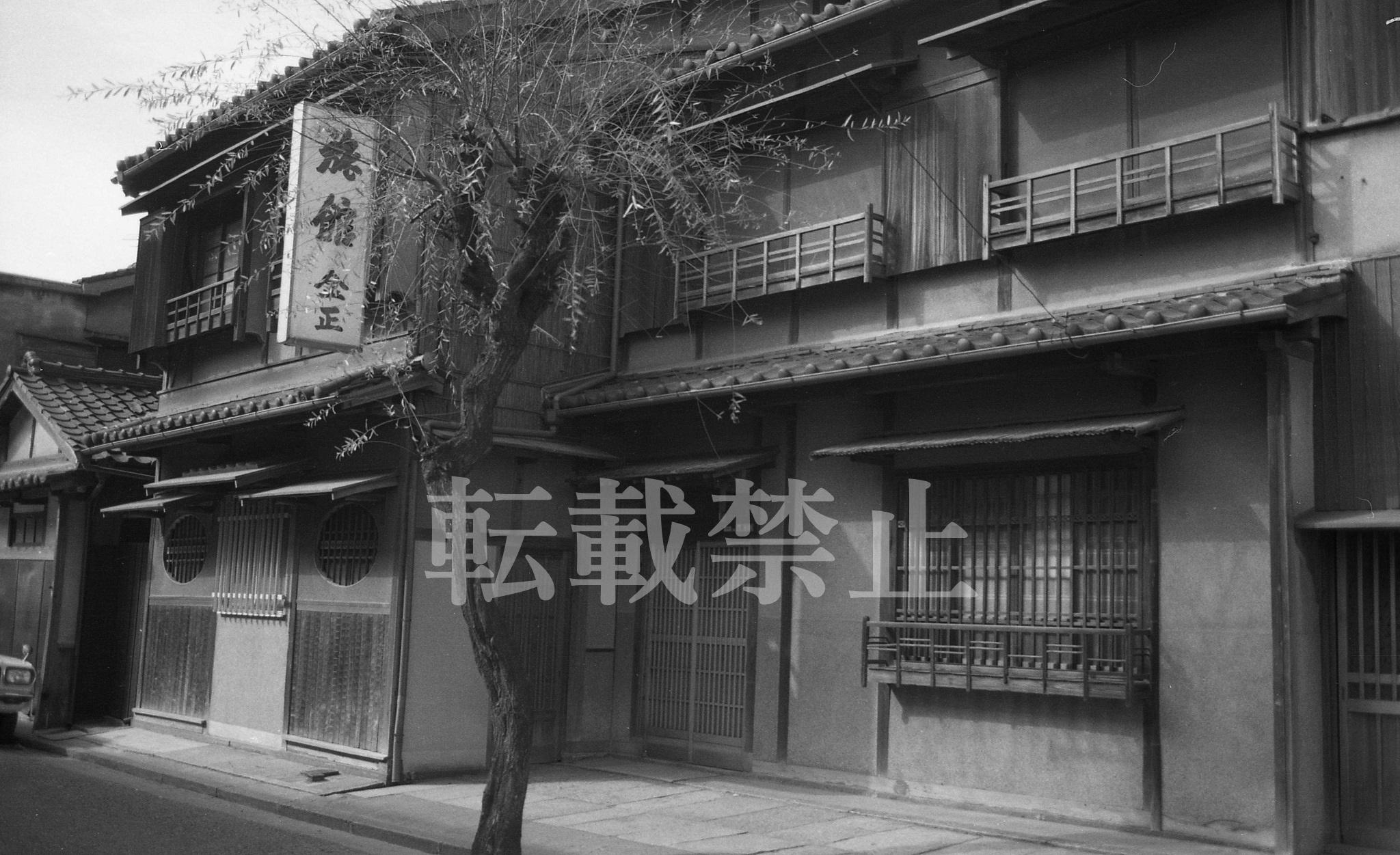 昭和53年堺龍神赤線跡