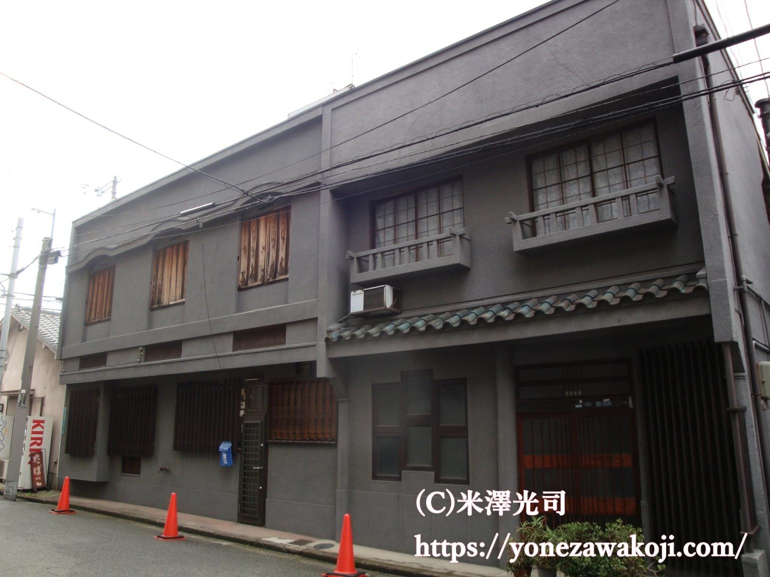 2009堺龍神遊郭赤線跡