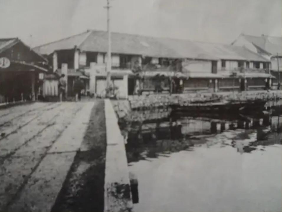 三津浜遊郭松山