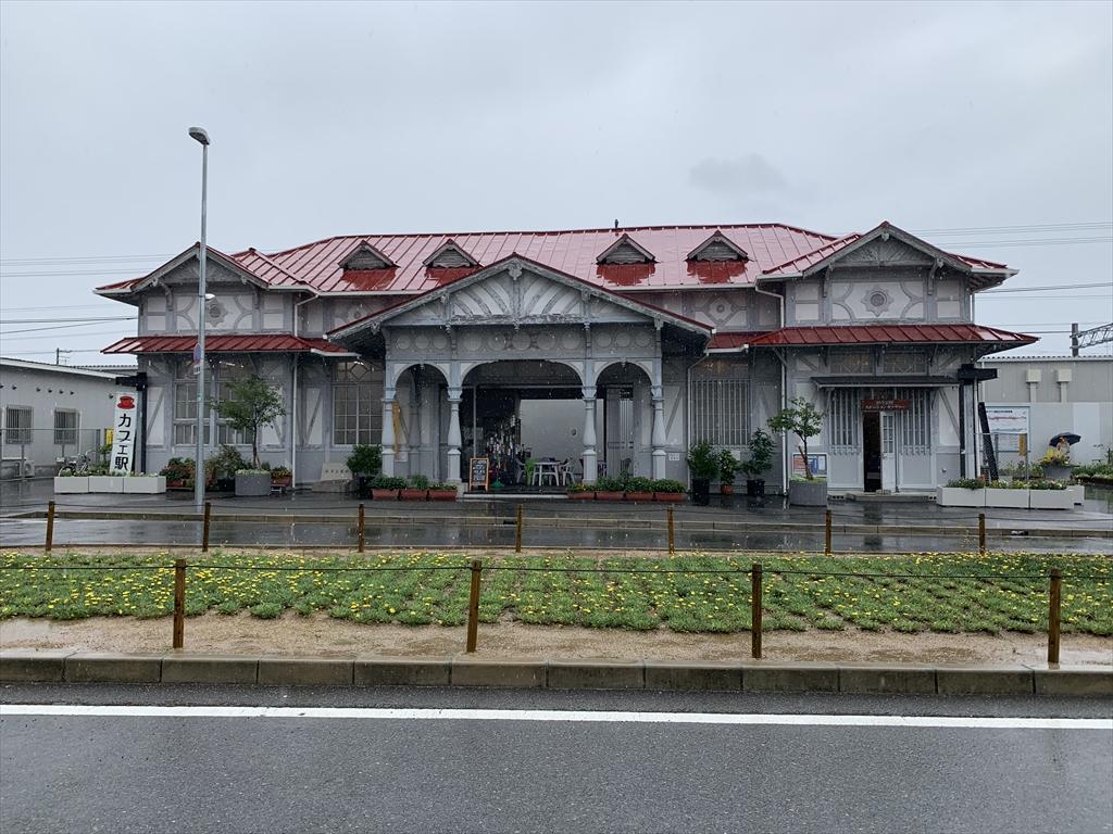 2020年浜寺公園旧駅舎