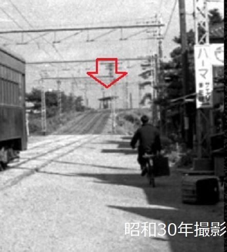 阪堺海道畑駅
