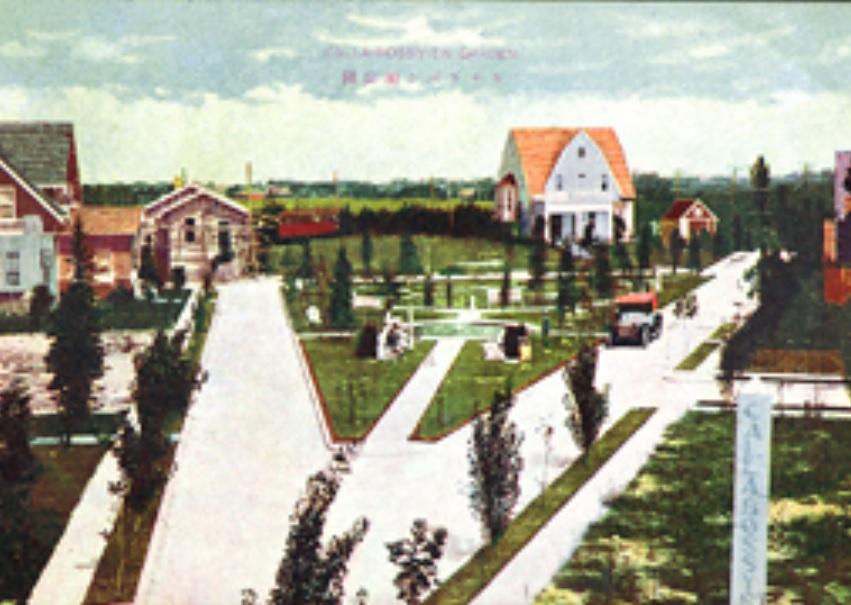 キャラバシ園