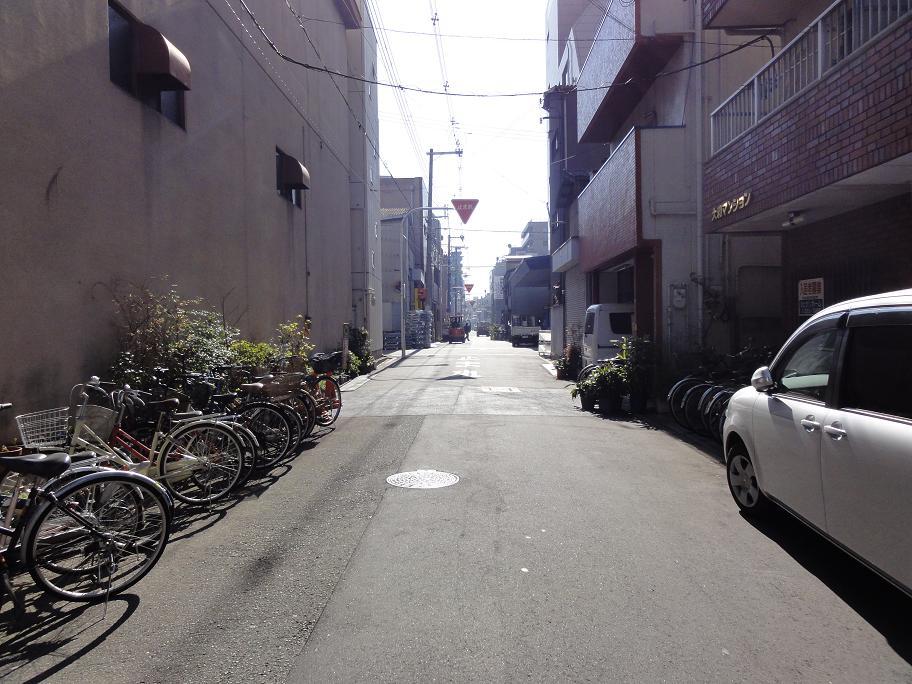 松島遊郭跡