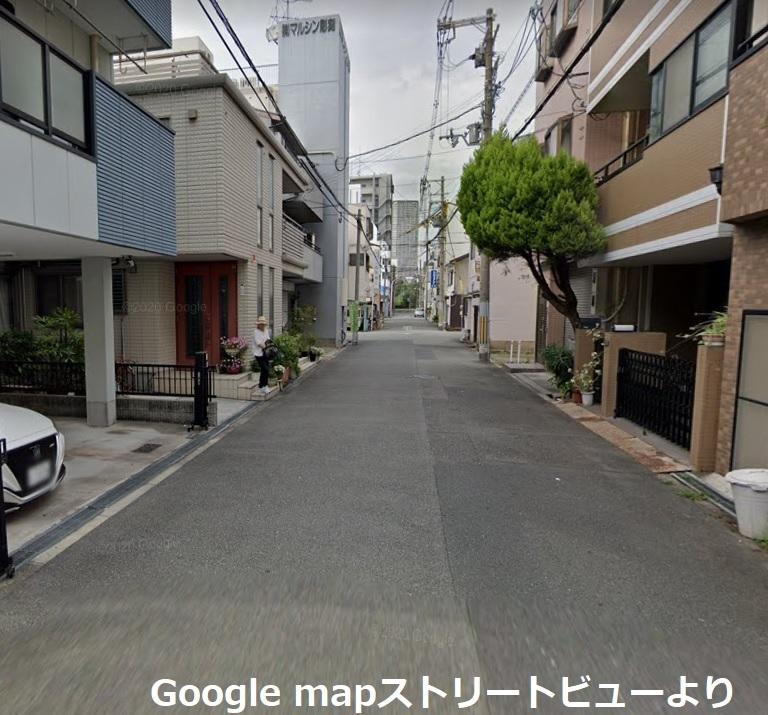 大阪松島遊郭跡