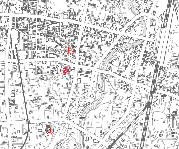 宇都宮の赤線区域