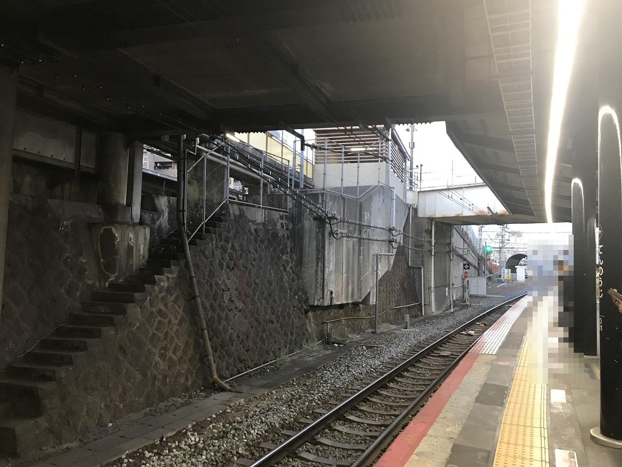 天王寺駅11番線