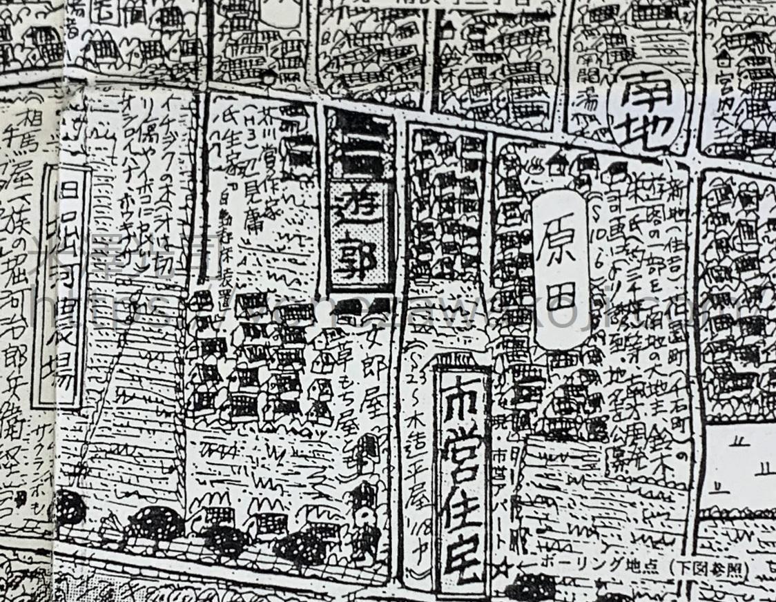 石巻遊郭赤線