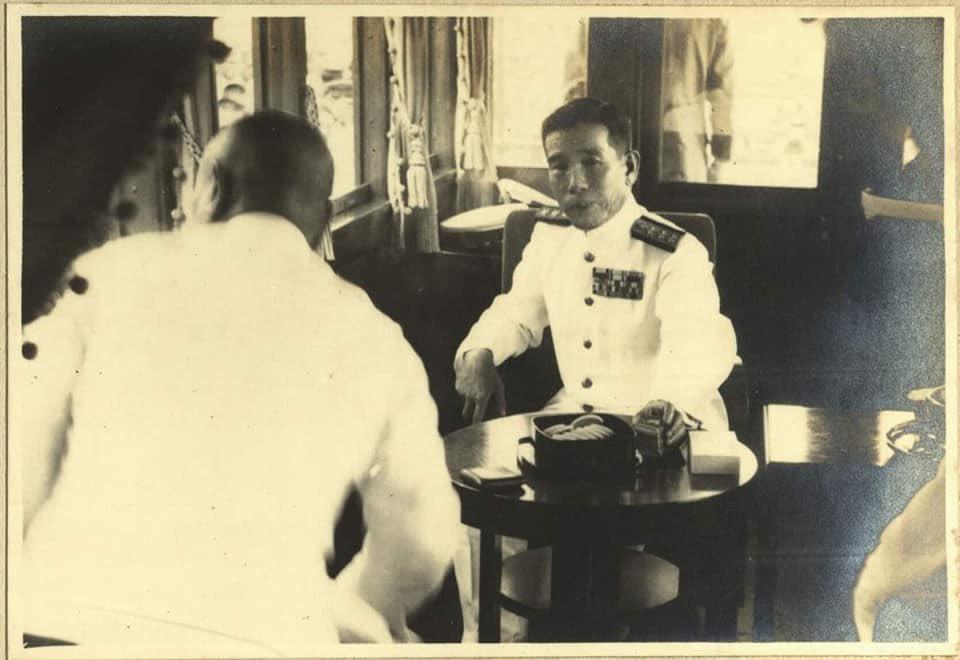 長谷川清台湾総督