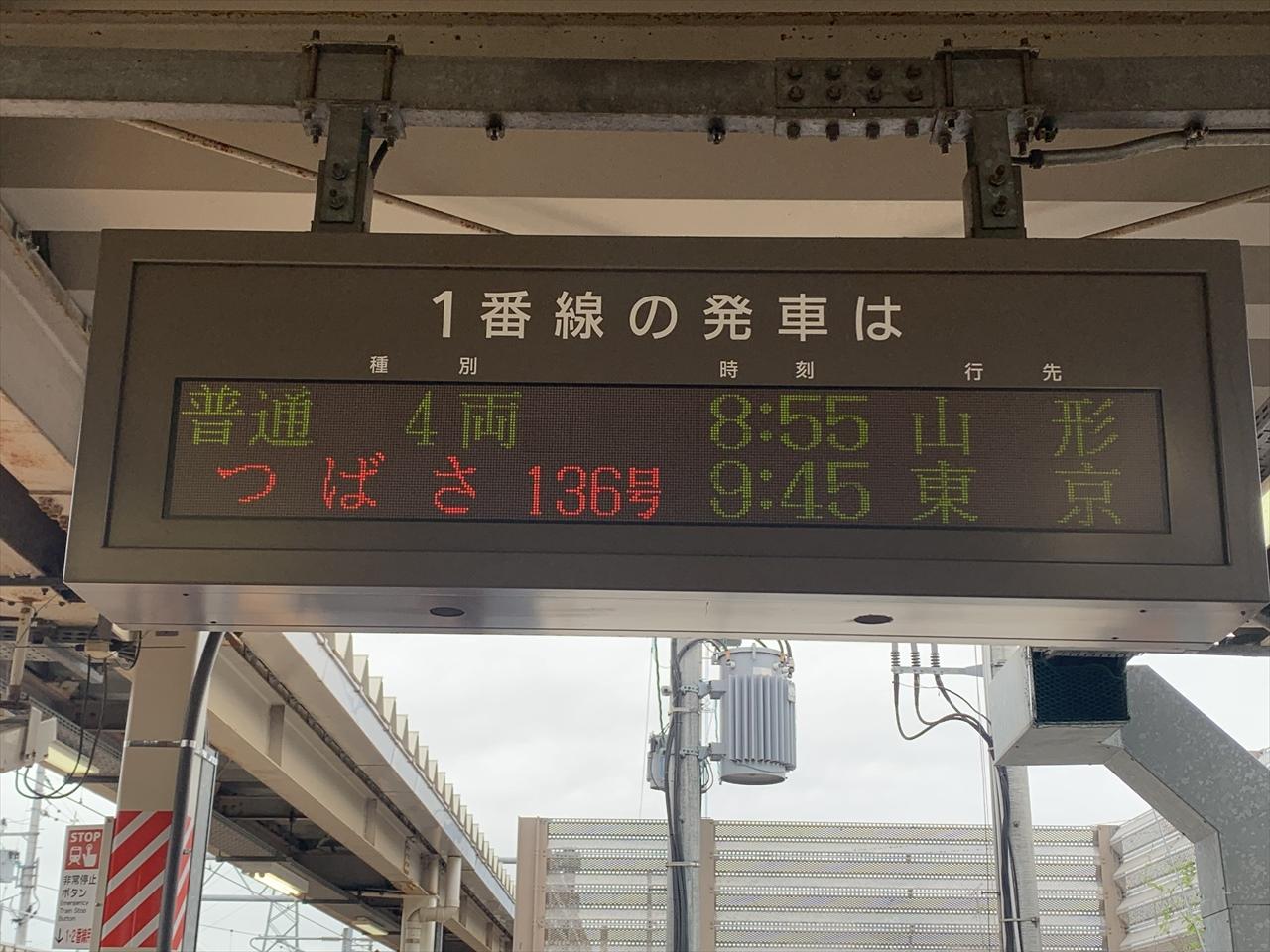 今泉駅聖地巡礼